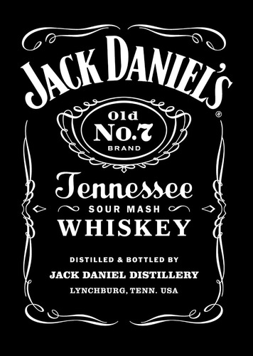 whisky jack daniels de 750ml 100% original