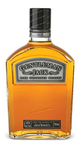whisky jack daniels gentleman jack 750cc