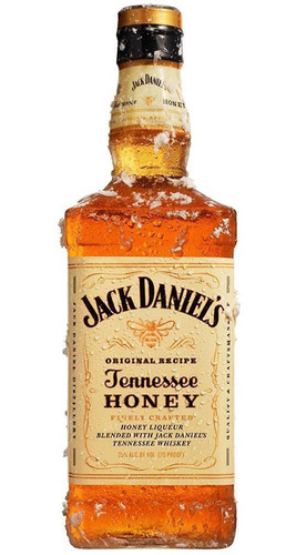 whisky jack daniel's honey - 1l - original com nota fiscal