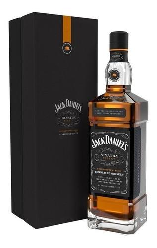 whisky jack daniels sinatra select x 1 litro estuche