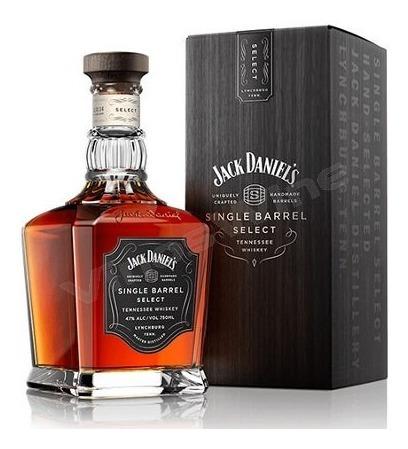 whisky jack daniels single barrel tennessee select /750ml