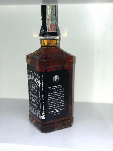 whisky jack daniels tennessee 750 ml