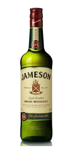 whisky jameson botella de litro irlandes envio gratis caba