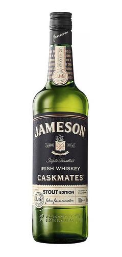 whisky jameson caskmates irlandes botella 750ml triple d