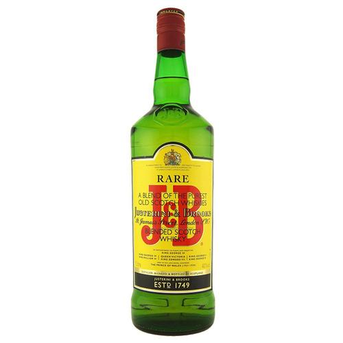 whisky j&b (litro) 100 % original