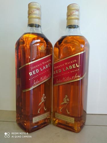 whisky jhon walker red label 1000ml
