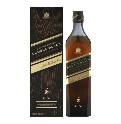 whisky johnnie walker double black label(lts) 100 % original