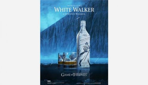 whisky johnnie walker game of thrones white label