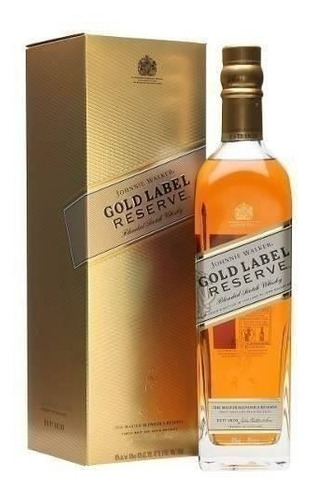 whisky johnnie walker gold label reserve 750 /bbvinos