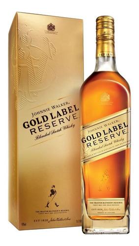 whisky johnnie walker gold label reserve 750ml 100%original