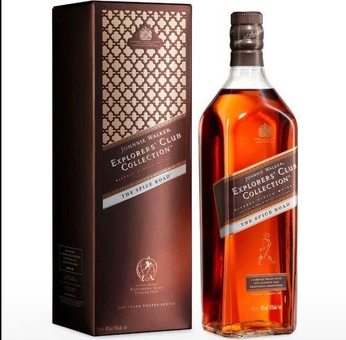 whisky johnnie walker the spice road 1 litro / original
