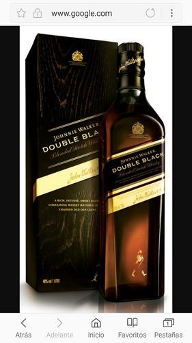 whisky johnny doble negro litro