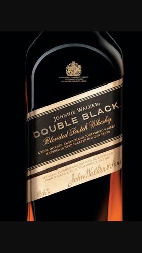 whisky johnny walker doble negro litro