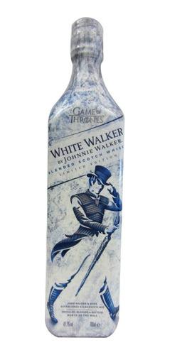 whisky johnny walker game of thrones edicion white walker