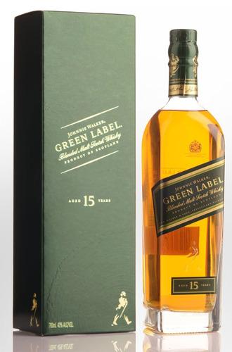 whisky johnny walker green verde