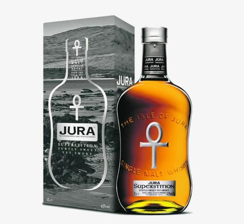 whisky jura 16 años diurachs' own single malt scotch