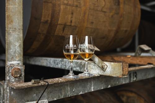 whisky jura seven wood single malt 700ml en estuche