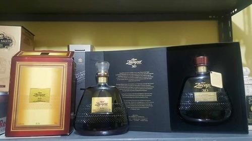 whisky king george etiqueta azul whisky xr ron zacapa xo