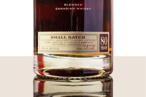 whisky legacy small batch 80 proof 700ml canada