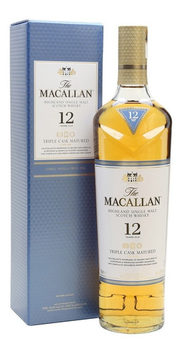 whisky macallan fine oak 12 años