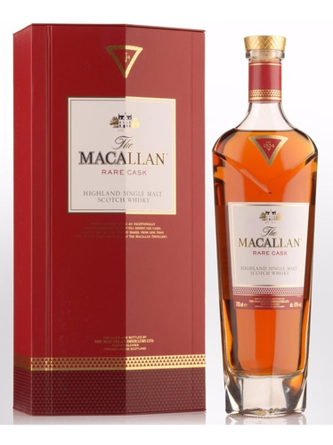 whisky macallan rare cask 43