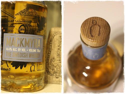 whisky mackmyra brukswhisky 750ml en estuche