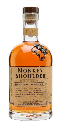 whisky monkey shoulder blended malt envio gratis oferta