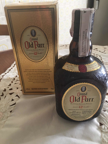 whisky old parr 12 años