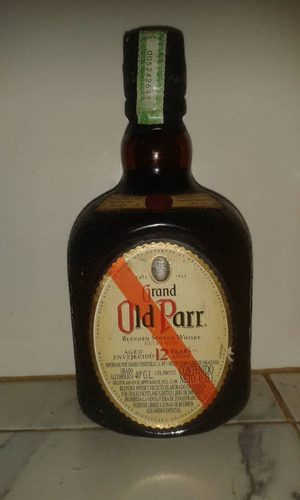whisky old parr botella 0.75 12 años