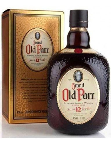 whisky (old parr, chequers, dewar`s)