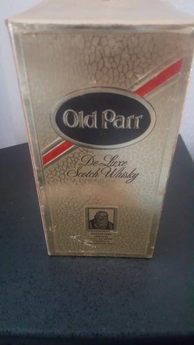 whisky old parr de luxe