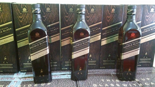whisky old parr doble black swing chivas de 25 años