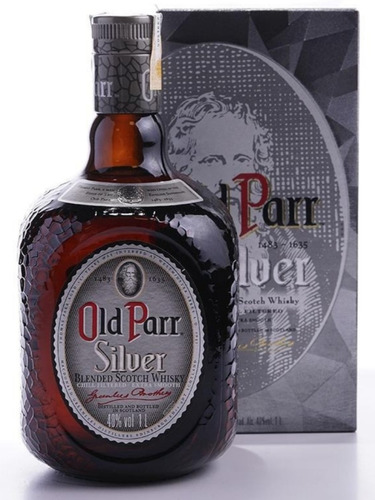 whisky old parr silver litro