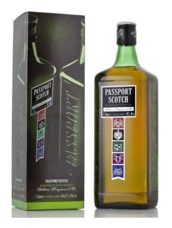 whisky passport scotch litro