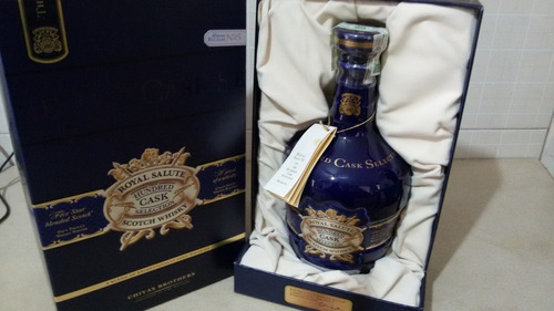 whisky royal salute  the hundred cask selection