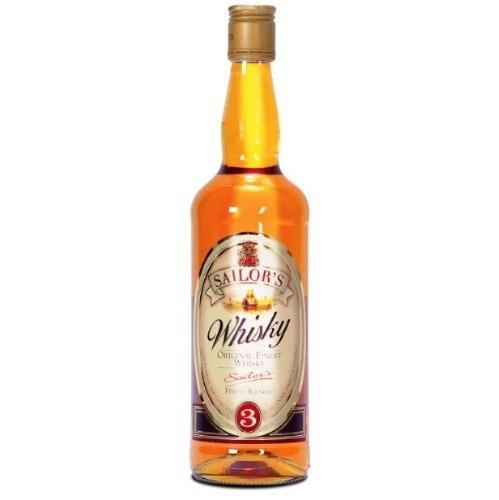 whisky sailors scotch & spanish blend envío gratis en caba