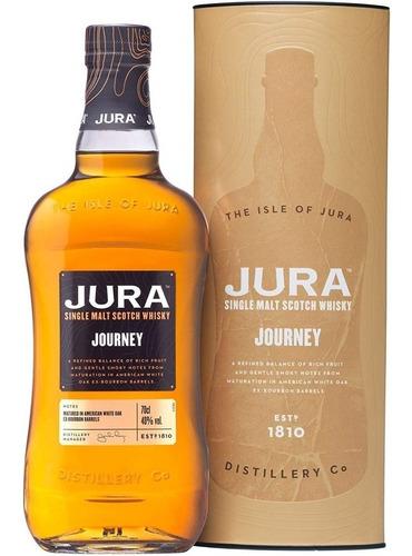 whisky single malt jura journey 700ml en estuche