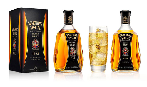 whisky something special 750ml