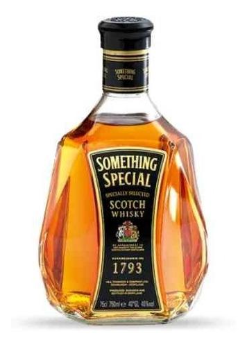 whisky something special 750ml /caja /original
