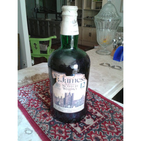 Whisky St.james 12 Anos Lacrado,+ 50 Anos,