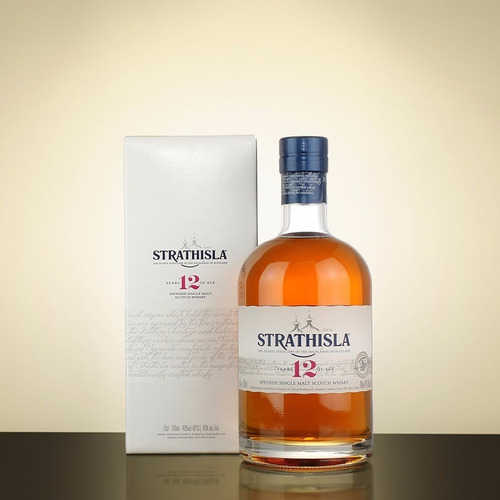 whisky strathisla 12 años speyside single malt escoces
