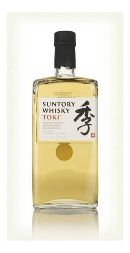 whisky suntory toki - ml a $333
