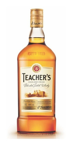 whisky teachers 1 lt