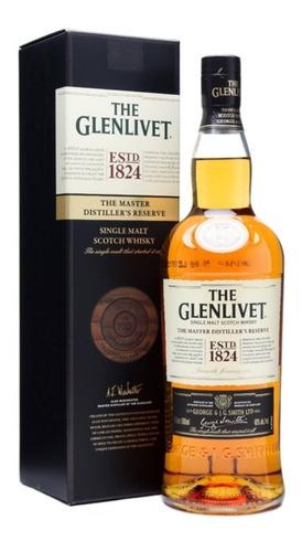 whisky the glenlivet est. 1824 litro