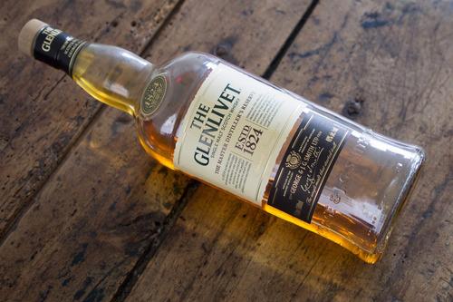 whisky the glenlivet master reserve de litro escoces