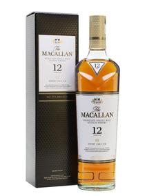 Whisky The Macallan 12 Anos Sherry Oak Cask 750ml Original