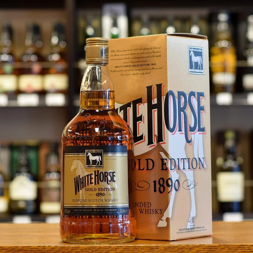 whisky white horse gold edition 1890 1litro melhor vendedor