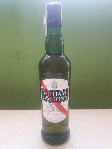 whisky william lawson 1 botellas 0.75 l