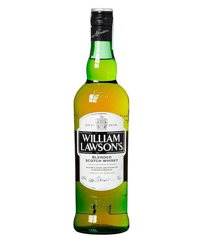 whisky william lawsons  0,70l botella lf