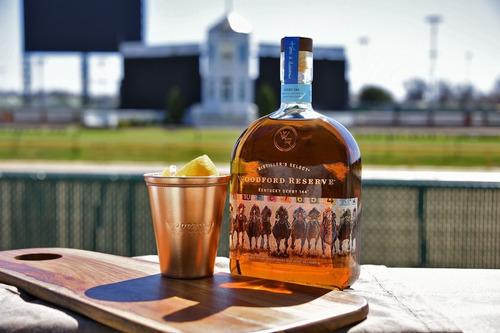 whisky woodford reserve kentucky derby 144 edicion  1000ml